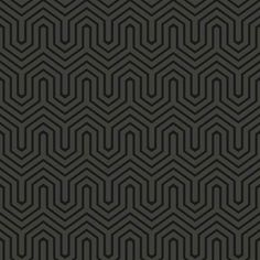Labyrinth Pearlescent & Raised Felt/Flock Wallpaper York Wallcoverings Blacks Contemporary Wallpaper Flock & Velvet Foil Wallpaper Geometric Wallpaper Modern Classics Wallpaper, Easy to clean , Easy to wash, Easy to strip Flock Wallpaper, Luxury Wallpaper, Striped Wallpaper, Pattern Wallpaper, Harlequin Wallpaper, Geometric Wallpaper Modern, Contemporary Wallpaper, Textured Wallpaper, Ashford House