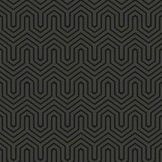 Labyrinth Raised Flock, Pearlescent Metallic