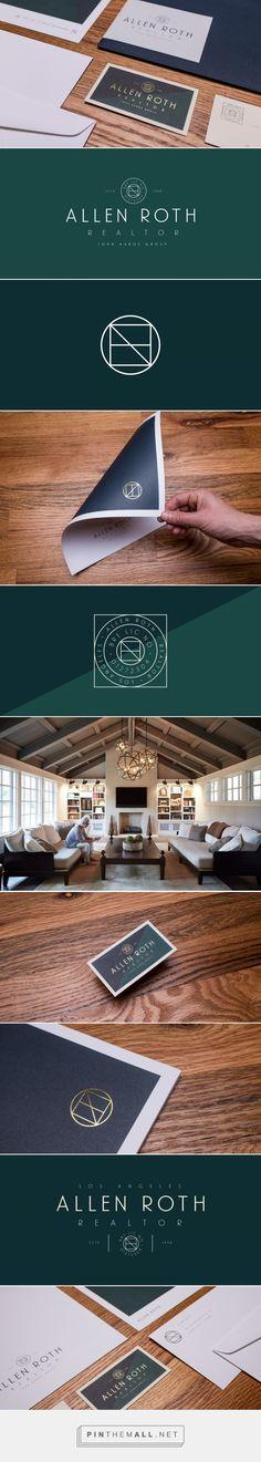 Allen Roth Realtor Branding by Mast   Fivestar Branding – Design and Branding Agency & Inspiration Gallery