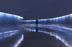 Museu Niemeyer - Curitiba - Brasil by Gerson Gomes Martins, via Flickr