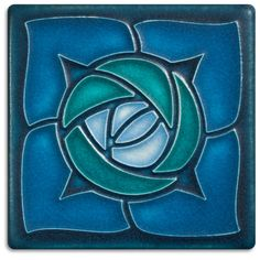 Arts & Crafts Art Tile | Motawi Tileworks | Motawi Tileworks