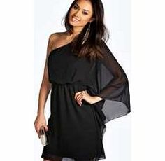 boohoo One Shoulder Full Skater Dress - black azz18768 Look knock- out on nights out in figure- skimming bodycon fits, flowing maxi lengths and stunning sequin-embellished occasion dresses. This season make for satin sheen slip dresses in mink nudes, and  http://www.comparestoreprices.co.uk/dresses/boohoo-one-shoulder-full-skater-dress--black-azz18768.asp
