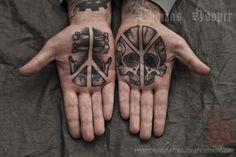Death-Skull-Tattoo-Design-Ideas-On-Palm