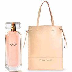 cb240f1c43 Ivanka Trump Fragrance   Tote Perfume Packaging