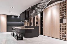 A Cutting-edge Kitchen | Yanko Design