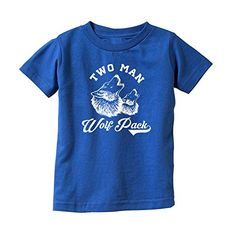 We Match! Two Man Wolf Pack (Howling Wolf) (Matches the Two Man Wolf Pack (Howling Wolf) Set) Kids T-Shirt (Royal, Youth XS) We Match! http://www.amazon.com/dp/B015963TRU/ref=cm_sw_r_pi_dp_edlcwb14MEMHN