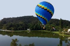 Balonismo São Lourenço MG
