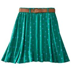 Sold❌ Green polka dot skirt with pockets Skirt Belt, Tie Dye Skirt, Pretty Outfits, Stylish Outfits, Fashion Pants, Fashion Outfits, Summer Skirts, Cute Skirts, Skirts With Pockets