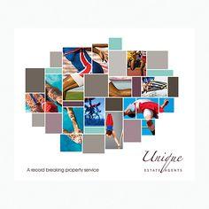 Sporting Style Olymic leaflet design
