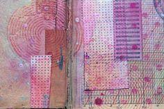 3rd Eye, Mark Making, Anna, Artsy, Collage, Stripes, Eyes, Eye Products, Drawings