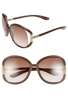 f9b9a2ac882fa Nice sunglasses are a great way to look chic wherever you go. These Tom Ford