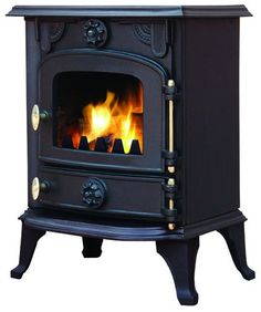 Mazona Rocky 6 kW Smoke Exempt Multi Fuel Wood Burning Stove - All Stoves - Stoves Cheap Wood Burning Stoves, Wood Stoves, Camper Stove, Boiler Stoves, Inset Stoves, Best Camping Stove, Stoves Cookers, Wood Fuel, New Stove