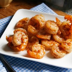 Sauteed Five Spice Shrimp.looks delicious and easy.need Chinese 5 spice seasoning? Shrimp Dishes, Shrimp Recipes, Five Spice Recipes, Butterfly Shrimp, Asian Recipes, Healthy Recipes, Easy Recipes, Primal Recipes, Skinny Recipes
