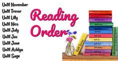Aurora Rose Reynolds Reading order.