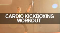 Kickboxing is one of the best cardio workouts you can put your body through. On today's episode of XHIT, fitness trainer Rebecca-Louise shows you how to prop. Kickboxing Workout, Best Cardio Workout, Workout Videos, Gym Workouts, Workout Routines, Butt Workout, Fitness Tips, Health Fitness, Boxing Fitness