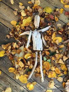 Tove Kristins Hage: Oktober og starten på høstferie, flotte dager, var... Driftwood, Angel, Wreaths, Texture, Fall, Crafts, Decoration, House, Home Decor