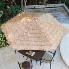 Tiki Thatch Market Umbrella