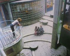 Aldo Van Eyck, Playground, House, Queen, Drawing, Design, Art, Architects, Amsterdam Holland