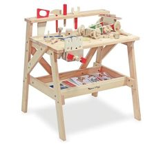 Buy Melissa and Doug Wooden Project Workbench at Argos.co.uk, visit Argos.co.uk to shop online for Building role play, Shop, cook, clean and build, Role play, Toys