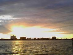IN GOD'S COUNTRY Looking at Clearwater Beach, FL        12