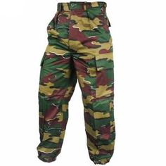 Belgian Camo Trouser New Looking for a tough trouser...