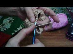 Amigurumi Kaplumbağa - Kafa Yapımı 2.bölüm - YouTube