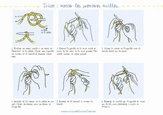 tricot augmenter une maille