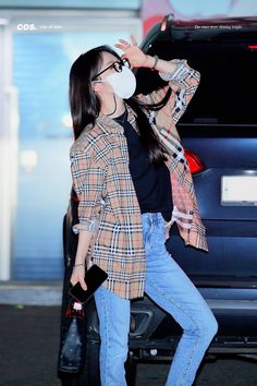 My Girl, Cool Girl, Blonde Anime Girl, Mamamoo Moonbyul, Airport Style, Airport Fashion, I Love Girls, Kpop, Stars And Moon