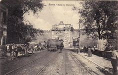 Porta San Giovanni Most Visited, Ancient Rome, Roman Empire, Old Photos, Street View, Community, San, In This Moment, History