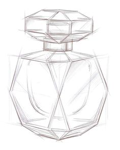 how to draw a perfume bottle ile ilgili görsel sonucu Cute Easy Drawings, Pencil Art Drawings, Art Drawings Sketches, Essential Oil For Men, Best Mens Cologne, Bottle Drawing, Still Life Drawing, Object Drawing, Industrial Design Sketch