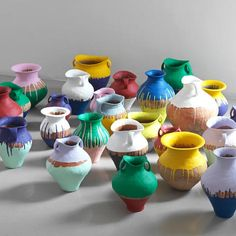 Coloured Vases, courtesy of the artist Ai Weiwei and Lisson Gallery