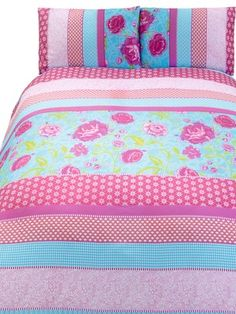 Rosie Duvet Cover and Pillowcase Set