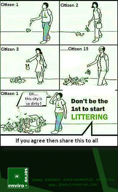 DO Not Litter, Keep your environment safe and healthy. Environment, Memes, Healthy, Green, Meme, Health