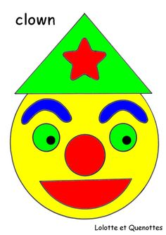 Puzzle Clown