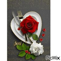 Gif! Picmix Gif, Random Gif, Tableware, Floral, Dinnerware, Tablewares, Flowers, Dishes, Place Settings