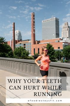 Do you love running but can't stand the mysterious pain you get in your teeth when you're running? I know it sounds CRAZY and even a little weird, but tooth pain is actually a common occurrence for even the most avid runner. Learn 5 reasons your teeth hurt after running and why do my bottom teeth hurt when I workout! Head to my latest blog and read about what to do with tooth pain when running. Treadmill Workouts, Running Workouts, Running Tips, Weight Lifting Tips, Weight Training For Runners, Marathon Tips, Half Marathon Training, Best Running Shoes, Running Socks