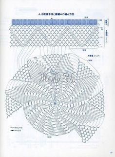 Patrón #1149: Boina a Crochet ~ CTejidas [Crochet y Dos Agujas]
