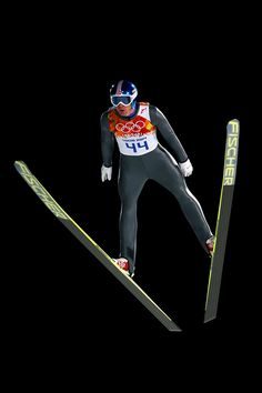 Anders Bardal of Norway won a bronze medal in the Men's Ski Jump. Photo credit: Getty Images/Olympic.org.