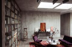 Karen & Christian Boros — Art Collector, Manager and Agency Owner, Penthouse, Berlin-Mitte
