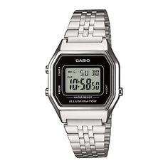 Casio LA680WEA-1EF Collection retro horloge