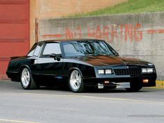 1985 Monte Carlo SS 6.2l / 4l80e swap