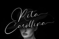 Rita Carollina by MissinkLab Studio on @creativemarket