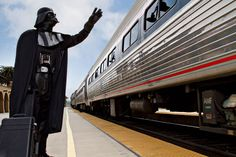 The retirement of Darth Vader...