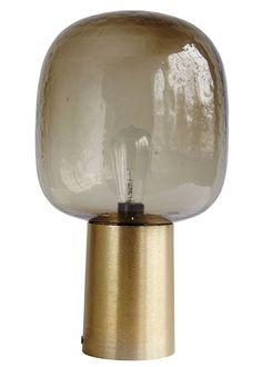 House Doctor Note tafellamp - grijs