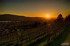 #Zurich #Switzerland at Sunset