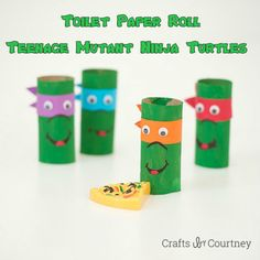 With Earth Day coming next month, it's time to start saving up all your paper towel rolls and toilet paper rolls for crafting! There are so many fun ways to craft with these paper tubes! Here are 15 fun and imaginative ways you can craft with paper tubes with kids!
