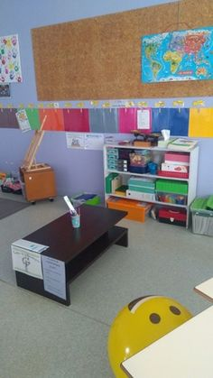 Centre, Toy Chest, Storage Chest, Classroom Management, Organization, 1st Grades, Preschool, Atelier