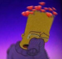 Glitch Wallpaper, Cute Emoji Wallpaper, Mood Wallpaper, Cute Disney Wallpaper, Dark Wallpaper, Fotos Do Bart Simpson, Cute Backgrounds, Cute Wallpapers, Cool Backrounds