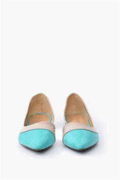 Deon Flats - Mint
