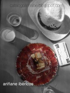 Viajando y probando ariñane ibericos selecciona los mejores jamones catalogoarinane.blogspot.com // Traveling and testing ariñane ibericos selecting the best iberian ham of Spain ...jamón ibérico catalogoarinane.blogspot.com